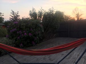 retreat hammock
